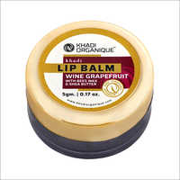 Wine Grapefruit Lip Balm