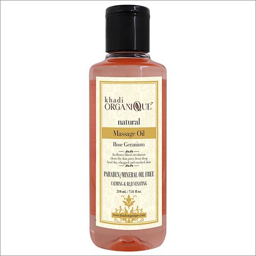 Rose Geranium Massage Oil