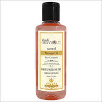 Rose Geranium Massage Oil