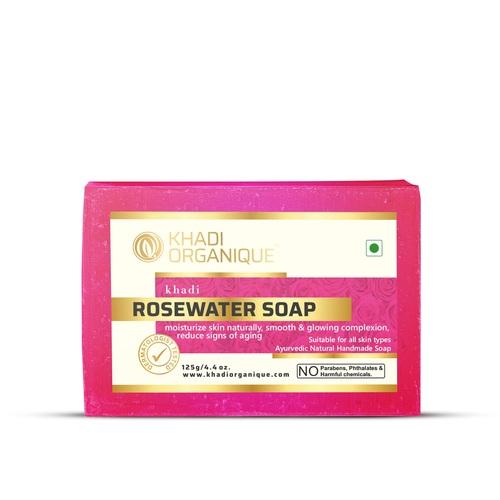 Rose Water Soap
