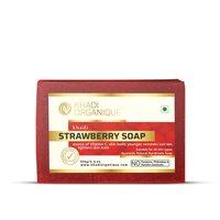 Khadi Strawberry Soap