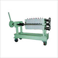 Manual Closing Filter Press