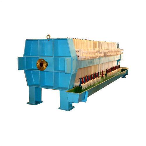 Manual Hydraulic Filter Press
