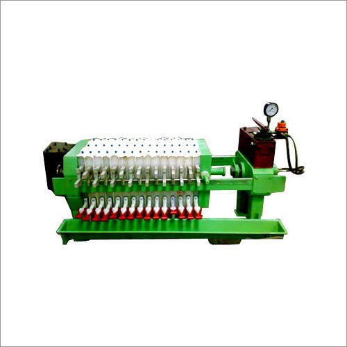 Automatic Hydraullic Filter Press