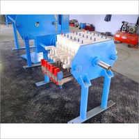 Manual Filter Press Machinery