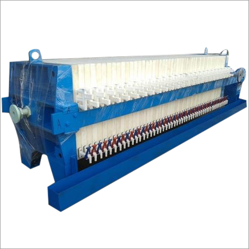 Semi Hydraulic Filter Press
