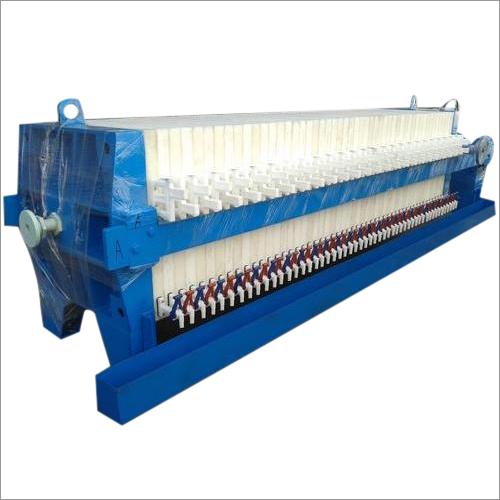 Semi Hydraulic Filter Press