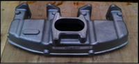 Intake Manifold Machining Engine Parts