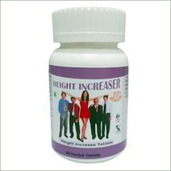 Height Increase Herbal Capsule
