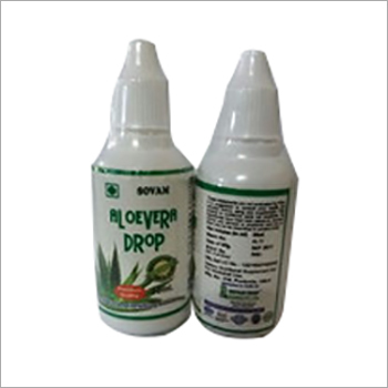 Aloe Vera Herbal Drops