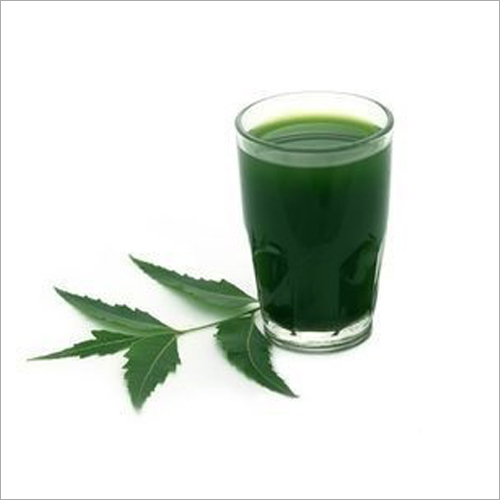 Pure Neem Patra Juice
