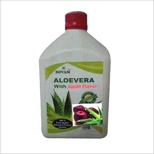 Apple Flavor Aloe Vera Juice
