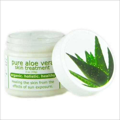 Aloe Vera Skin Treatment Cream