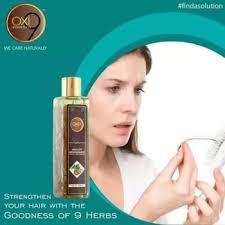 9 in 1 Herbal Hair Oil