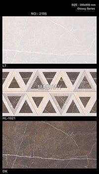 Polished Glazed Wall Tiles