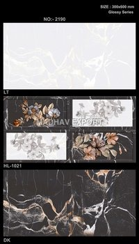 Marble Finish Digital Wall Tiles