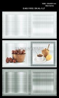 12 x 24 CM Ceramic Digital Wall Tiles