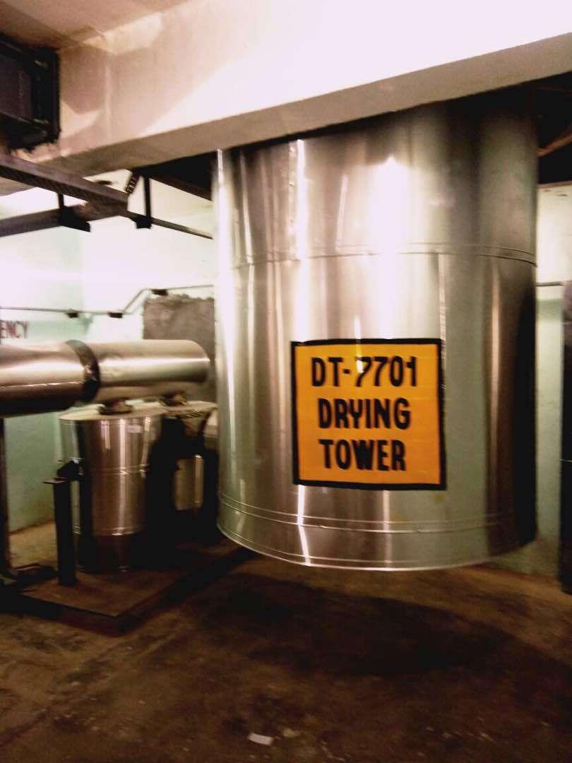 Tower Dryer