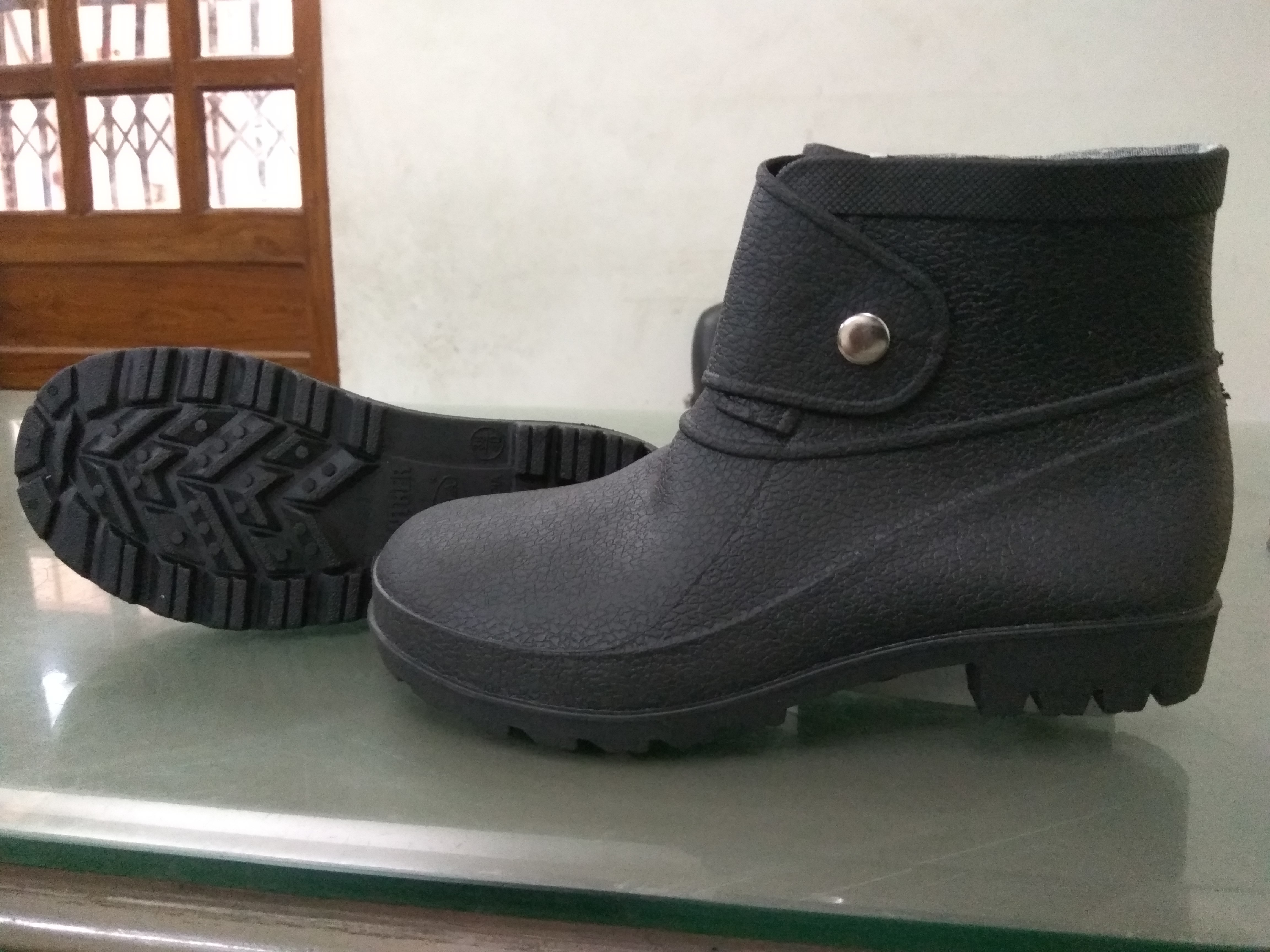 Button Boot