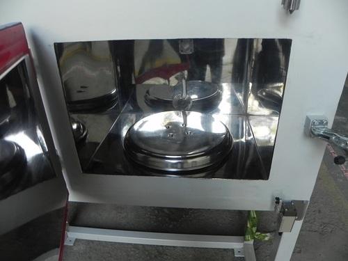 Batch Microwave Rubber Mould