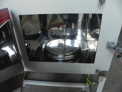 Batch Microwave Rubber Mould