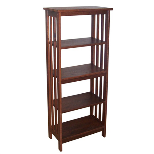 4 Tier Wooden Rack