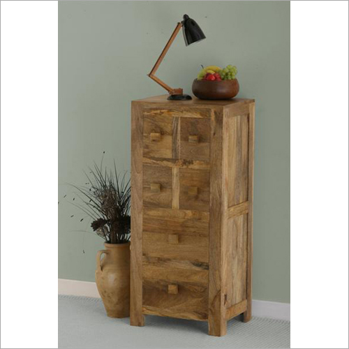 Solid Wooden Drawer Chest