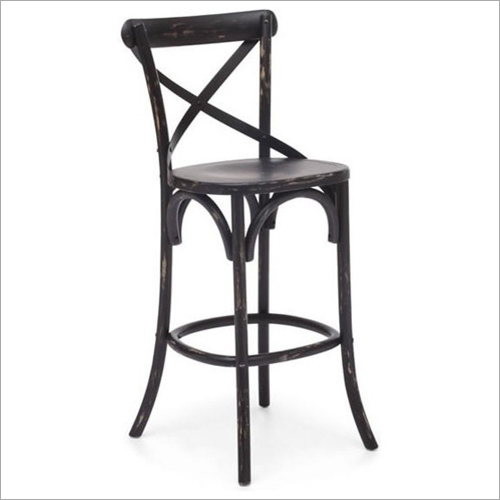 Wooden Back Chair