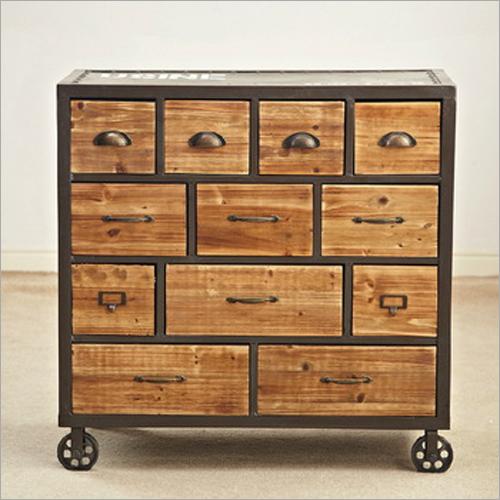 Industrial Multi Drawer Storage Unit