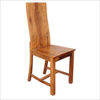 Wooden Study Chair