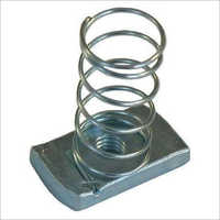 Galvanized Channel Spring Nut