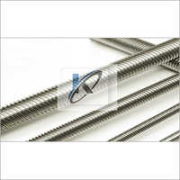 Zinc Threaded Bar