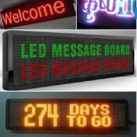 Digital display board