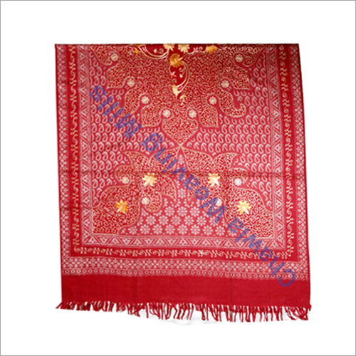 Ladies Embroidery Shawls
