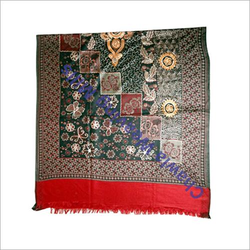 Ladies Designer Cotton Shawls