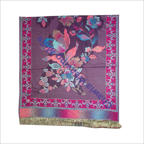 Ladies Viscose Shawls