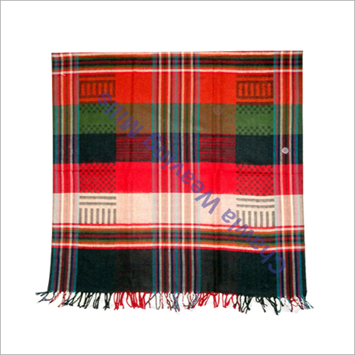 Ladies Multi Check Shawls