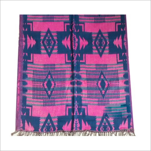 Ladies Brushed Shawls