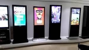 Digital display signs