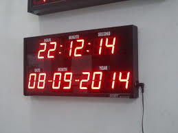 Electronic display board