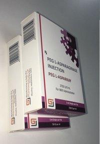 Peg L Asparaginase injection