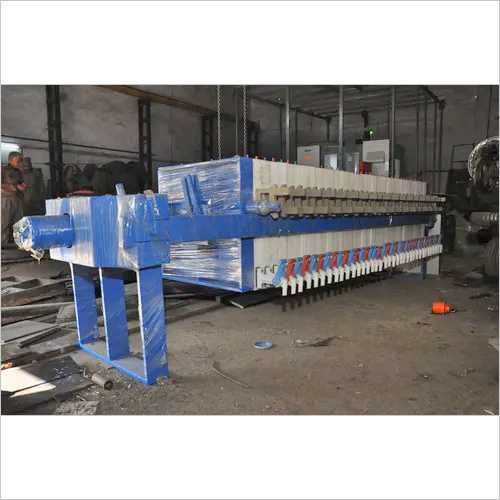 Pp Hydraulic Filter Press