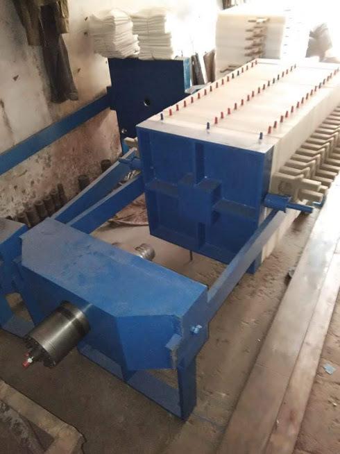 Pp Hydraulic Filter Press