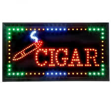 Led product sign