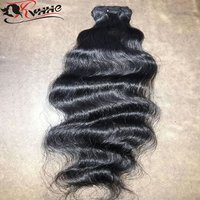 Wholesale Human Hair Extensions Indian Virgin Hair Unprocessed Raw Temple Hair