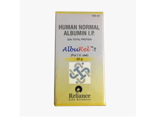 Alburel Albumin 20% INJECTION