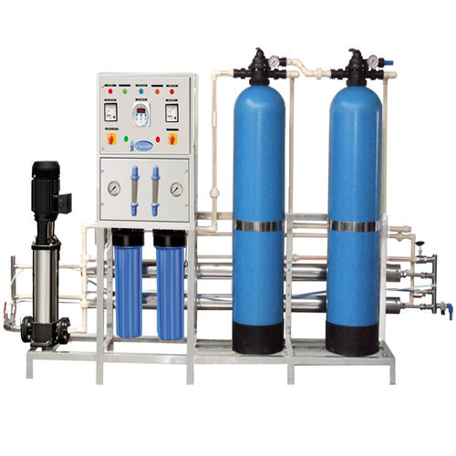 500 Lph Commercial Ro Plant