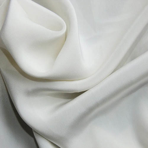 Crepe Silk Dyeable Fabric