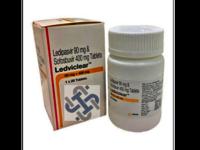 Ledviclear Ledipasvir 90mg  Sofosbuvir 400mg Tablet