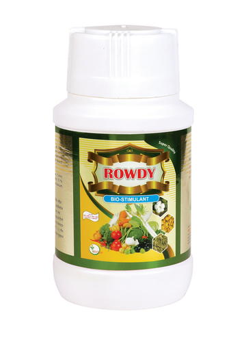 Rowdy Liquid Plant Growth Promoter